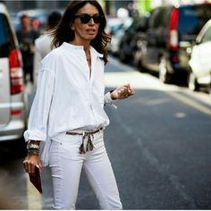 68 Awesome Summer French Street Style Looks Idea - Fashionetter
