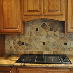 Granite And Tile Backsplash Design Ideas Pictures Remodel And Decor