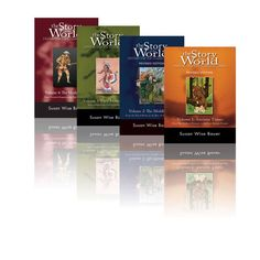 Save $8.85 by buying all four paperback volumes in one convenient bundle! Join the millions of readers who have come to love the story of the people, places, and events that have shaped our world.