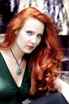 JANINE: Acdc redhead girl