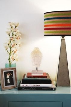 Olivia Palermo Apartment | olivia palermo's tribeca apartment | Bookshelves & Coffe Tables