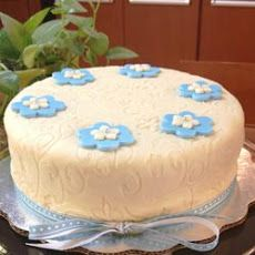 Marshmallow Fondant (edible play dough)