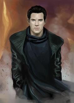 Khan - Star Trek by DreamyArtistRoxy3.deviantart.com on @deviantART