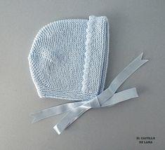 Baby Hat Knitting Pattern, Baby Hats Knitting, Knitting For Kids, Knit Patterns, Hand Knitting, Knitted Hats, Crochet Hats, Knit Crochet, Blue Cotton Candy