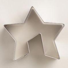 One of my favorite discoveries at WorldMarket.com: Star Side of the Cup Cookie Cutter