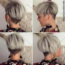 2018 Short Hairstyles - 12