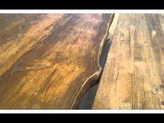 tavolo in legno fai da te - YouTube