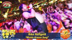 "Ikke Hüftgold mit """"Mickie Krause Song"""" beim Mallorca Opening 2015 im Bierkönig. Mallotze Hits 2015: http://mallorcahitstv.de/mallotze-hits/ http://mallorcahitstv.de/2015/06/ikke-hueftgold-mickie-krause-song-mallorca-2015/"