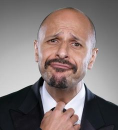 the iranian-american comedian maz jobrani i'm pretty sure it's actually impossible not to like him