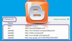Guney59 Paylaşım : Blogger Https İçin Arama Kutusu ve Sosyal Profil  ...