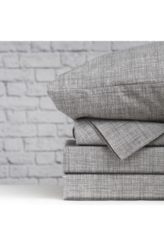 Campus Scribe Sheet Set - Wallace Cotton Wallace Cotton, Scribe, Sheet Sets, Bedding, Bed Linens, Linens, Bed, Comforters, Bed Sheets