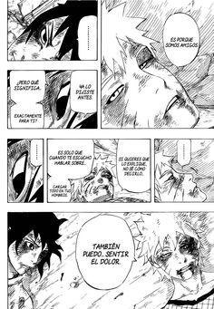 Leggere Naruto 698 Online Gratis in Italiano: Naruto e Sasuke - page 11 - Manga Eden Sasunaru, Narusasu, Shikamaru, Boruto, Sasuke E Itachi, Manga Naruto, Naruto Shippuden Anime, Naruto Teams, Anime Tattoos