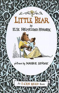 Little Bear: Amazon.ca: Else Holmelund Minarik, Maurice Sendak: Books