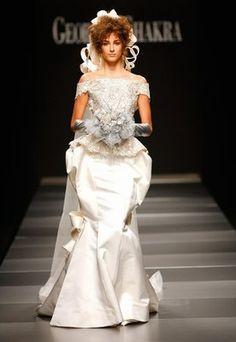 Chakra - Georges Chakra wedding dress 2008