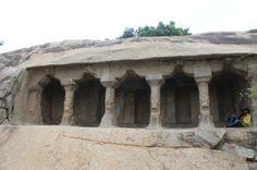 Arquitectura Rupestre Cutting-rock technique Mahabalipuram Chennai Tamil Nadu  #India. Conoce más sobre el hinduismo y en nuestro artículo de Desarrollo Peregrino, #Blog de #Viajes.