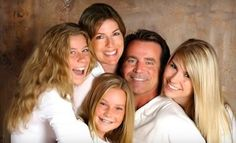 $49 for In-Studio Family Portrait Session for Up to Six with 10 Prints at Blue Sky Images ($543 Value)