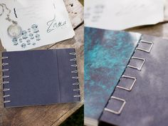 . Journal Art, Book Binding, Book Crafts, Book Art, Gate, Tutorials, Stitch, Colors, Full Stop
