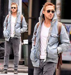 Ryan Gosling (the notebook, blue love, half nelson, crazy stupid love)