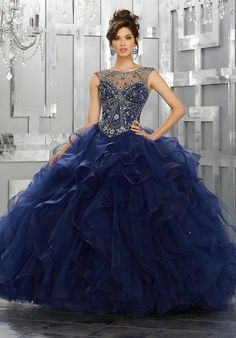 Pretty quinceanera mori lee vizcaya dresses, 15 dresses, and vestidos de quinceanera. We have turquoise quinceanera dresses, pink 15 dresses, and custom Quinceanera Dresses! Tulle Ball Gown, Ball Gown Dresses, Prom Party Dresses, 15 Dresses, Fashion Dresses, Gown Skirt, Satin Tulle, Wedding Dresses, Navy Blue Quinceanera Dresses