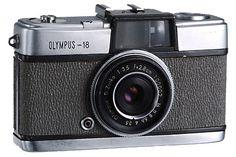 1959 - Olympus 18 (Half-frame = 18x24mm) - Prototype of the Olympus Pen