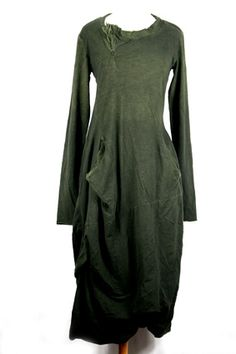 Flax linen dress. Could be made in a gauze also
