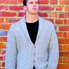 Mens Cabled Cardigan Free Knitting Pattern in Artesano Aran, alpaca and wool blend £5.99 100 g and 20% off if you are a newsletter subscriber #beige #natural #brown #mans #cabled #cardigan #Aranwool #aranknitting #aran #free #knitting #patterns #alpaca #alpacawool #knitting #heather #knit #wool #freeknittingpatterns #yarn