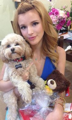 Kingston and Bella Thorne