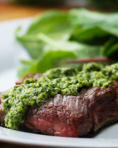 Easy Chimichurri Sauce Recipe by Tasty