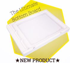 BEE SMART DESIGNS NEW PRODUCT ALERT! •The Ultimate Bottom Board• Go to our website, BeeSmartDesigns.com, to check out product details and why it's the only bottom board you'll ever need! #bee #bees #beehive #hive #hives #bottomboard #newproduct #hivestand #apiary #beesmart #savethebees #beekeeper #beekeeping #beekeeperlife