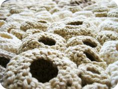 For the Love of Crochet Along: free form crochet