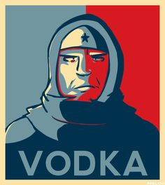 Nazi Zombies - Vodka by MelonVita.deviantart.com