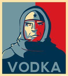 Nazi Zombies - Vodka by MelonVita.deviantart.com