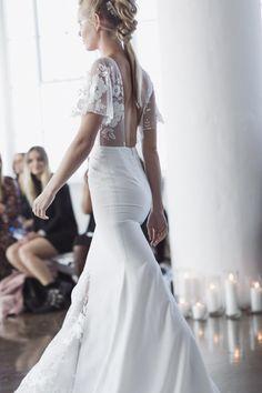 Rime Arodaky Bridal Fall 2017 / Wedding Style Inspiration / LANE