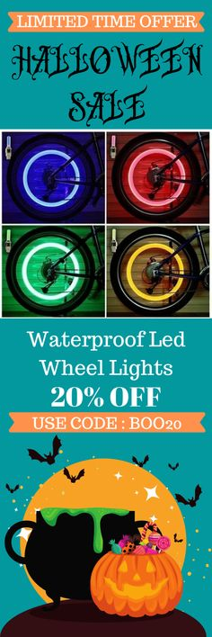 Waterproof Led Wheel Lights Bicycle Wheel, Bicycle Tires, Bike Light, Car Tools, Red Blue Green, Rainy Days, Night Time, Car Accessories, Consideration