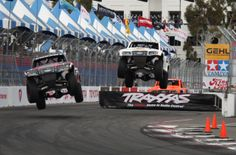 Robby Gordon wins SPEED Energy Formula Off-Road in Long Beach  #cars #racing #motorsport #stadiumtrucks #carsgm #racegm #raceglobal #raceglobalmag