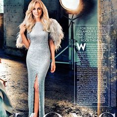 Stunning @bickmorecarrie wearing R E S O R T 15 S A V A N N A H L A C E G O W N // In Stores O C T 15
