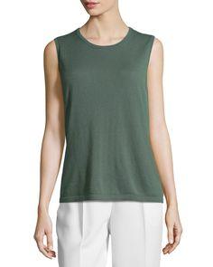 Flannel Wool Shell, Women's, Size: X-LARGE16, Brown - Lafayette 148 New York