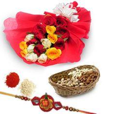 #Rakhi My Best Wishes http://www.festive-xpressions.com/product/RAKHIEXP34