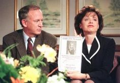Colorado reporter suing to make secret indictment of JonBenet Ramsey's parents public Jonbenet Ramsey Parents, John And Patsy Ramsey, Jonbennet Ramsey, Patricia Ramsey, Haunted America, Freedom Of The Press, Charles Manson, Shocking News, Story Of The World