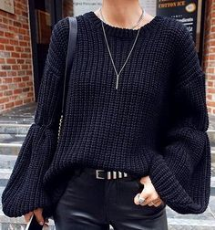 you'll be wearing this all fall  the braxton sweater via @shopgallerystyle #amusesociety