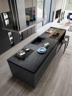 Fotos de cozinhas modernas por atelier casa s.a.s | homify