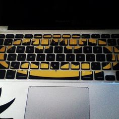 someone do this to my laptop please...