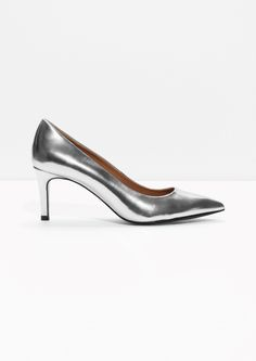 & Other Stories | Silver Shade Pump