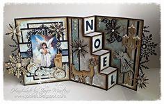 Noor! Design Challenge - Trapjeskaart