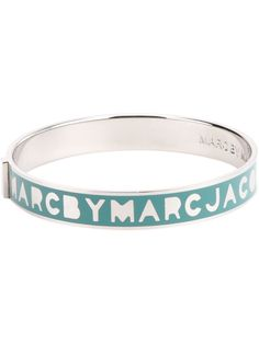 MARC BY MARC JACOBS logo bangle on Vein - getvein.com