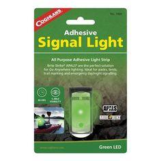 Adhesive Signal Light - Green