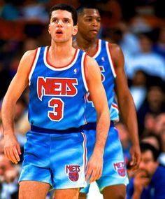 """Drazen """"Petrol"""" Petrovic. He could light it up...Sadly he died young in the verge of becoming a superstar in a car crash."""