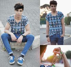 Rayos de sol  (by Ayoub Mani) http://lookbook.nu/look/4618747-rayos-de-sol