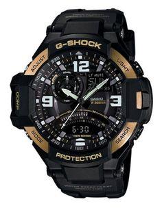 8cb2ffed9fc3 Casio G-Shock GA1000-9G Gravitymaster Digital Watch Review Sport Watches