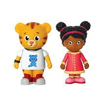 """Daniel Tiger Figure - Daniel tiger and Miss Elaina - Tolly Tots - Toys""""R""""Us Daniel Tiger's Neighborhood, Pbs Kids, Kids Shows, Toys R Us, Toy Boxes, The Neighbourhood, Fun, Ebay, Auntie"""